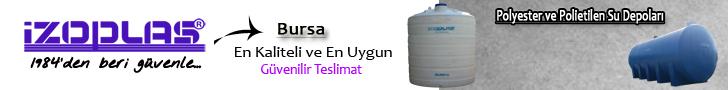 Su Deposu Fiyatları Bursa